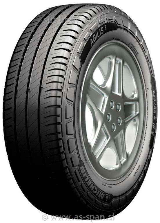 Michelin Agilis+ GreenX 235/65 R16 115R