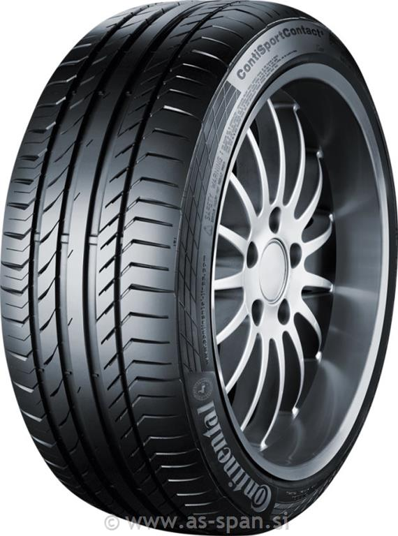 Continental SportContact 5 FR MO 245/35 R18 92Y